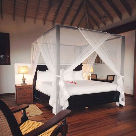 luxury caribbean room