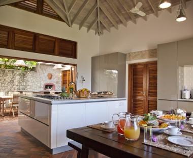 Wohn- und Küchenbereich